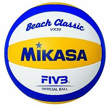 Mikasa VX30 Balón de Voleibol, Beachvolleyball Beach Classic VX 30 ...