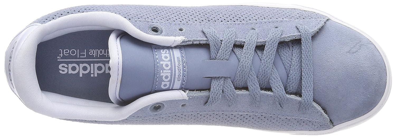 adidas Damen Cloudfoam Daily QT Clean Fitnessschuhe Grau (Grinat 000) / Grinat / Aeroaz 000) (Grinat 809f24