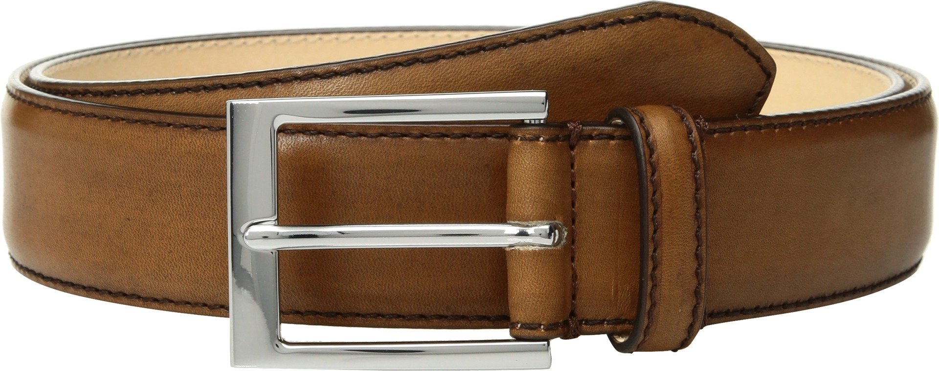To Boot New York  Men's Belt Cognac 36