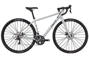 Evans ciclos Pinnacle arcosa 1 2017 de la mujer aventura Cyclecross bicicleta de carretera, color gris, tamaño S, tamaño de rueda 700.00 inches: Amazon.es: ...