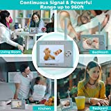 Upgraded - Babysense Video Baby Monitor 3.5 Inch