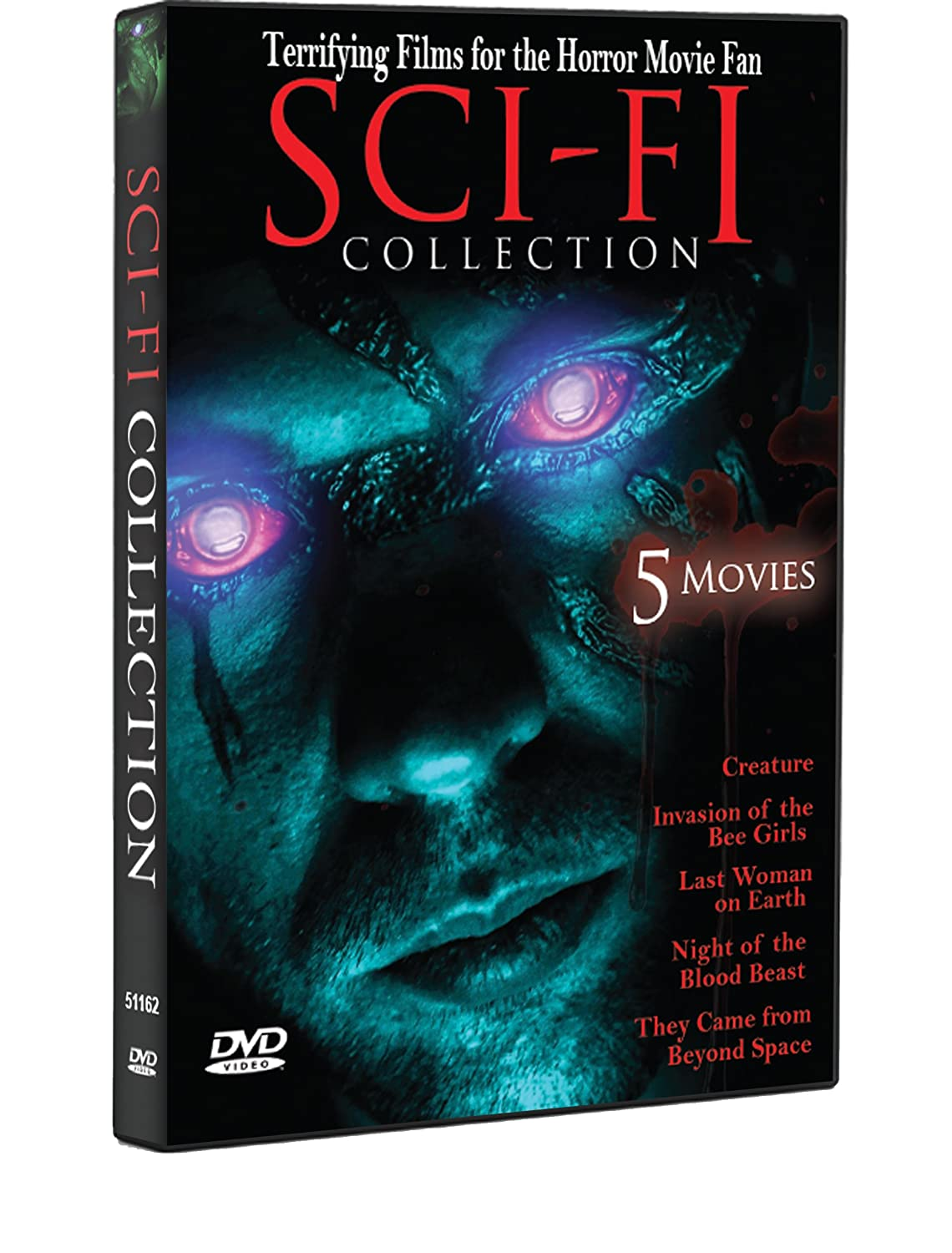 Sci-Fi Collection [USA] [DVD]: Amazon.es: Cine y Series TV