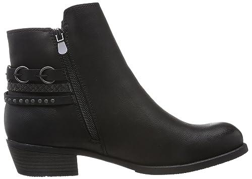1621605, Zapatillas de Estar por Casa para Mujer, Negro (Black), 38 EU Supremo