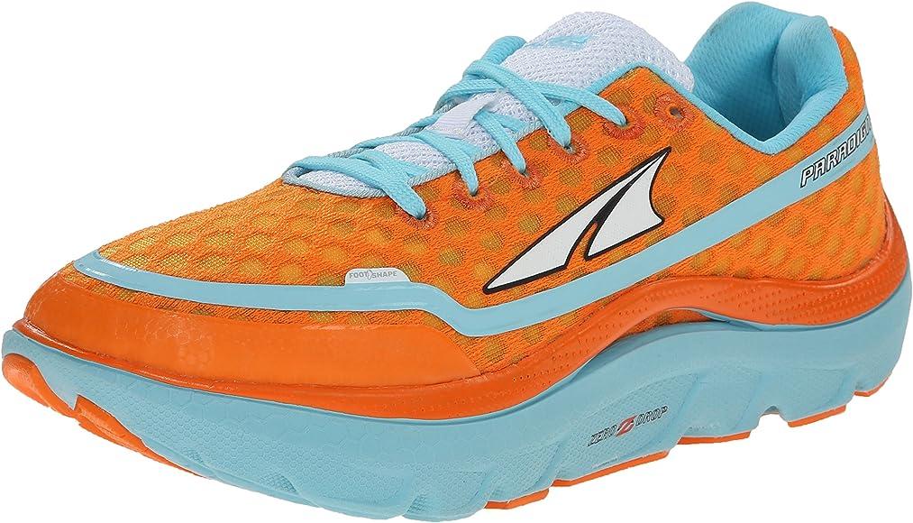 Altra Paradigm 1.5 - Zapatillas de running para mujer, Anaranjado (Tangerine), 9.5 B(M) US: Amazon.es: Zapatos y complementos