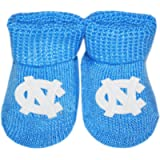 University of North Carolina Tar Heels Newborn Baby Bootie Sock