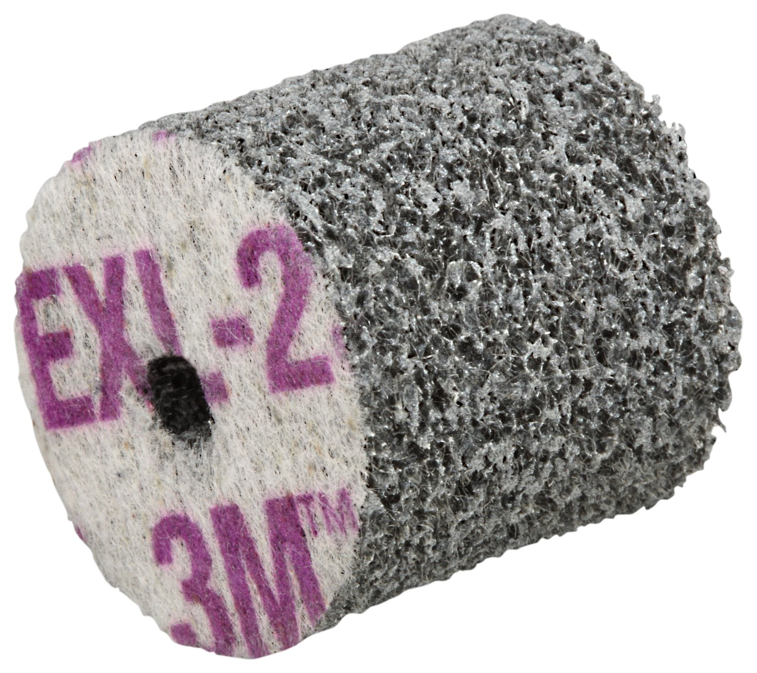 3200 rpm Abrasive Grit 10 x 1 x 1 2S FIN Scotch-Brite 27939 EXL Unitized Wheel 10 Diameter