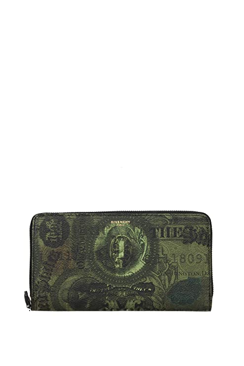 37b63fa844 Portafogli Givenchy Uomo - Tessuto (BK06040123960): Amazon.it: Valigeria