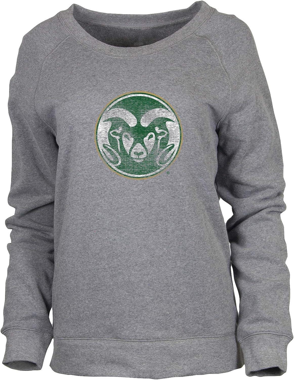 Ouray Sportswear NCAA womens Womens Cozy Crew