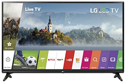 Amazoncom Lg 32 Inch 720p Smart Led Tv 32lj550b 2017 Electronics