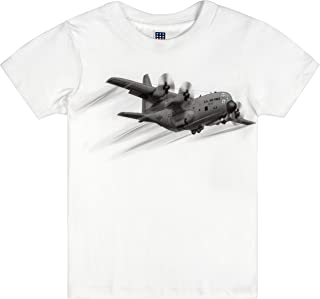product image for Shirts That Go Little Boys' Air Force Propeller Airplane T-Shirt