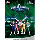 Power Rangers Zeo - Complete Season (6 DVDs) [European release]