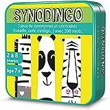 Aritma SynoDingo - Jeux de cartes, Synonymes et Contraires