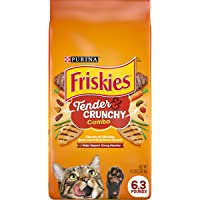 Purina Friskies Grillers Tender & Crunchy Cat Dry Food 2.86kg
