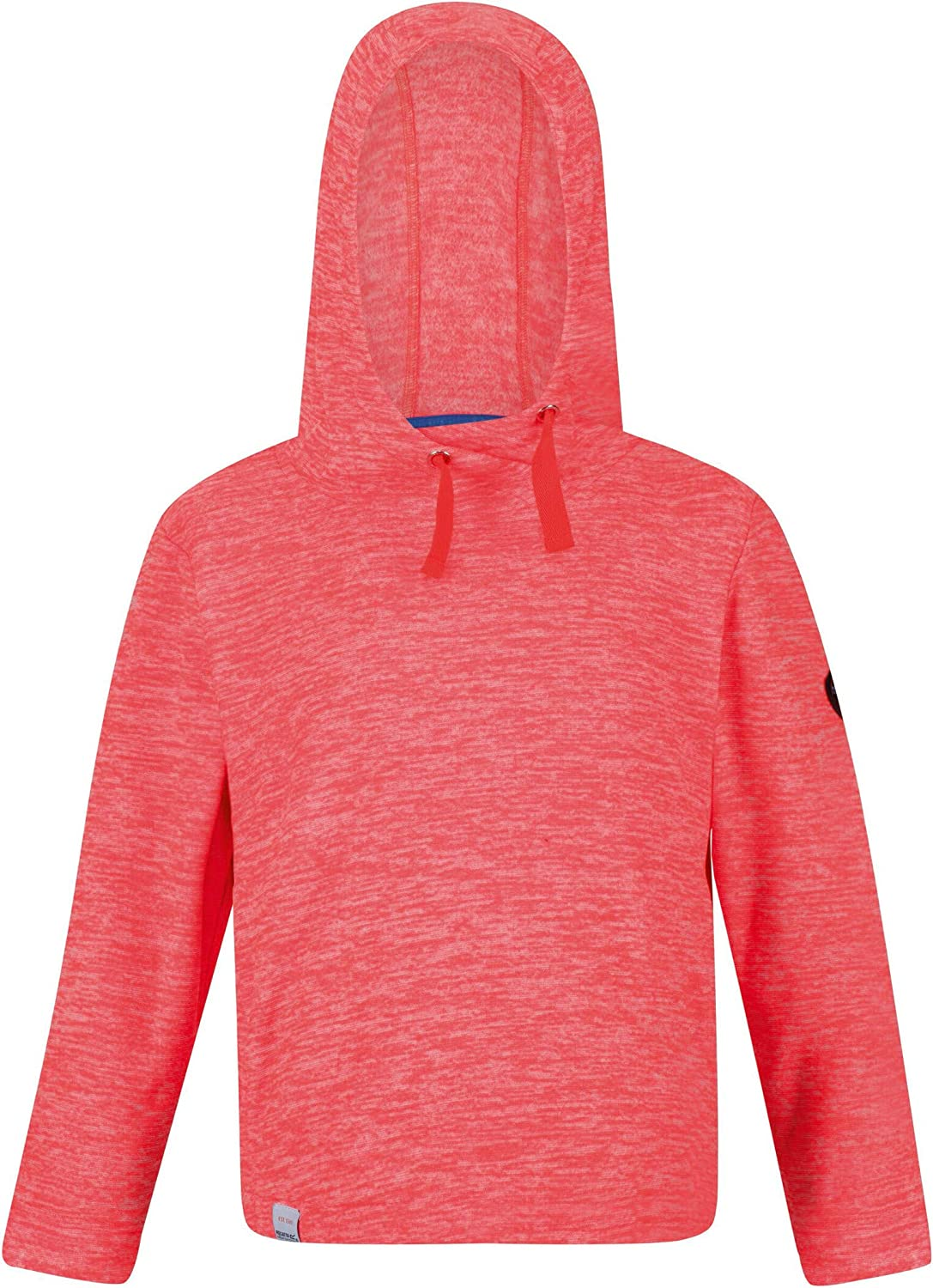 Regatta Childrens Kalina Wraparound Hood Fleece