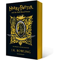 Harry Potter and the Half-Blood Prince - Hufflepuff Edition: J.K. Rowling - Hufflepuff Edition (Yellow): 6