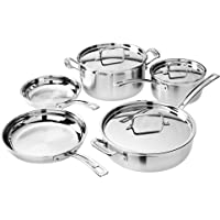 Cuisinart MCP-8NW 8-Piece MultiClad Pro Set