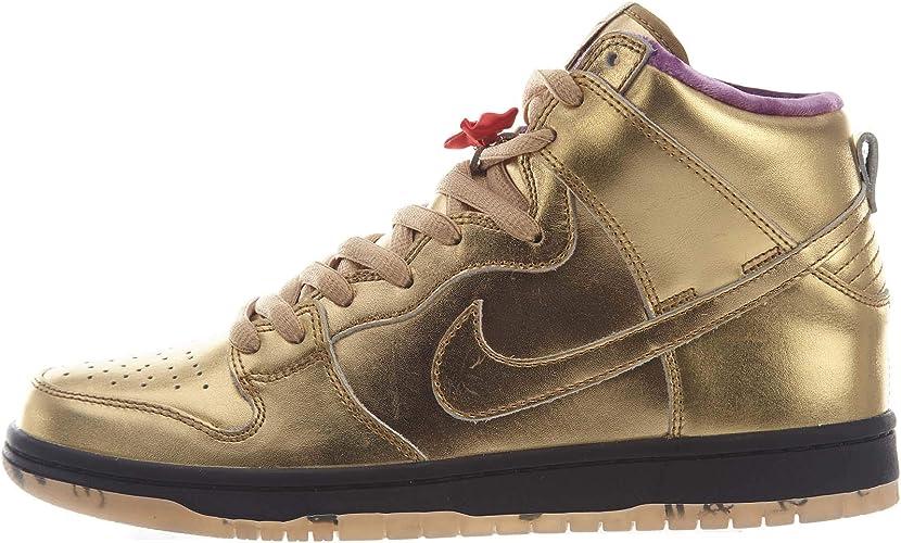 Nike SB Dunk SF-AF1 Amazon.com | Nike Sb Dunk High Qs - Av4168-776 - Size 11.5 ...