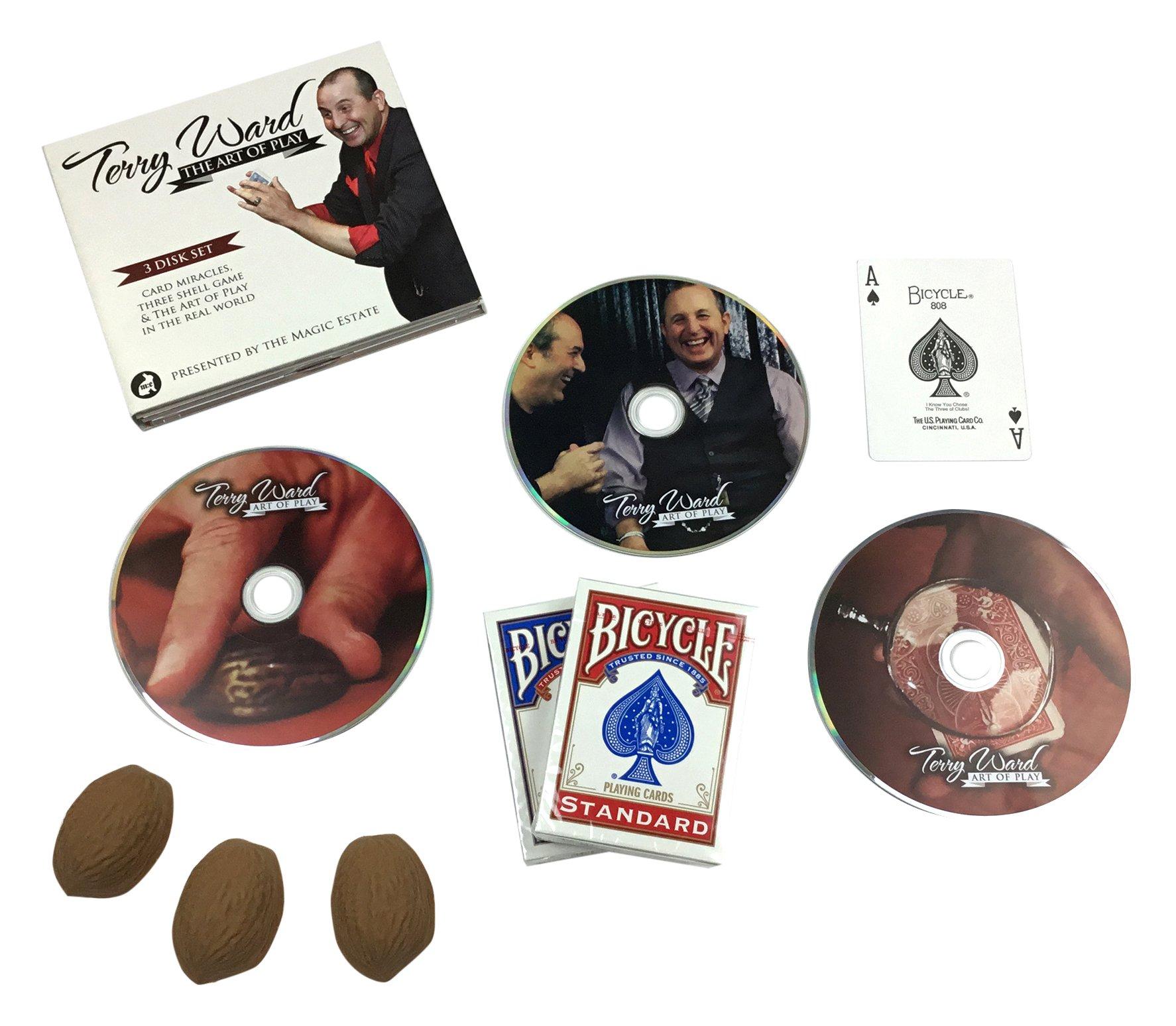 Fun Terry Ward's The Art of Play Magic Trick Set by Fun