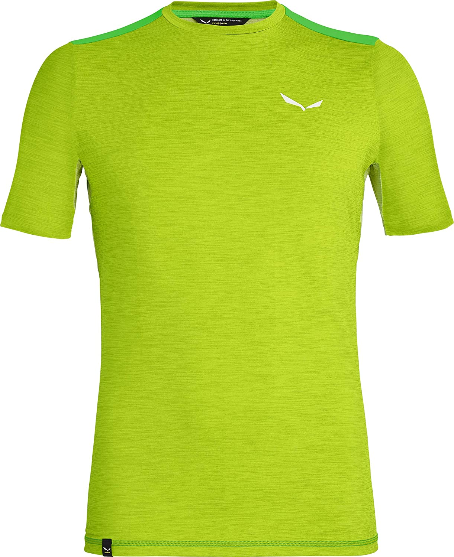 Tendershot melange EU 54   XXL Salewa Pedroc Hybrid 2 Dry M S S Tee T- T-Shirt Homme
