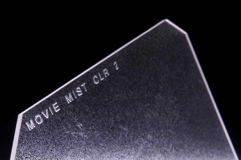 Formatt Hitech Limited HT 43CLSEF4 4x4-Inch Soft Clear Movie Mist 3 Filter