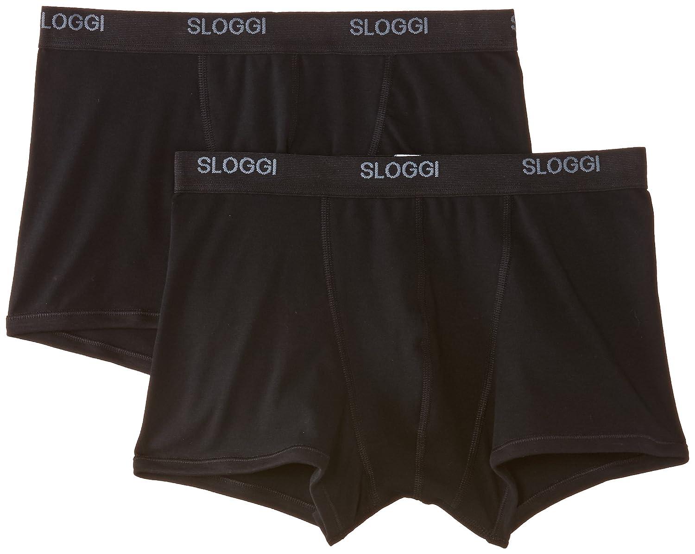 4785e0272588 Sloggi Men Basic Shorts: Amazon.co.uk: Clothing