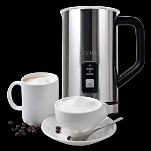 Secura Electric Milk Frother and Warmer
