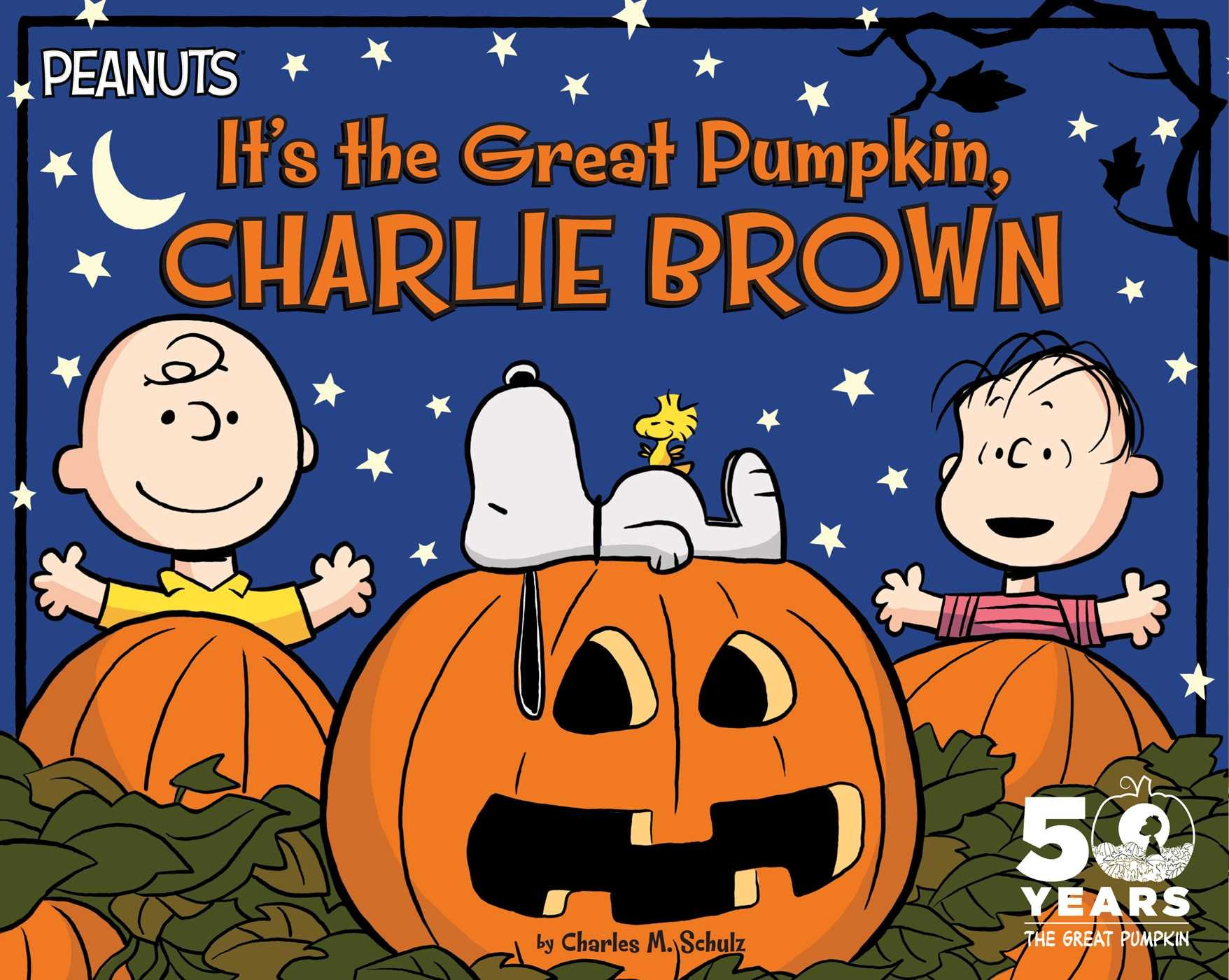 84f282a83 It's the Great Pumpkin, Charlie Brown (Peanuts): Kara McMahon ...