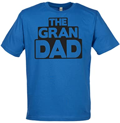 eccda20e SR - The Grandad Organic Mens T-Shirt - Fathers T Shirt - Dads T ...