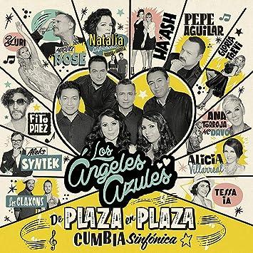Los Angeles Azules Los Angeles Azules De Plaza En Plaza Cumbia Sinfonica Cd Dvd Sony 670529 Amazon Com Music