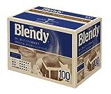 AGF ブレンディ レギュラーコーヒー ドリップパック キリマンジャロブレンド 100袋