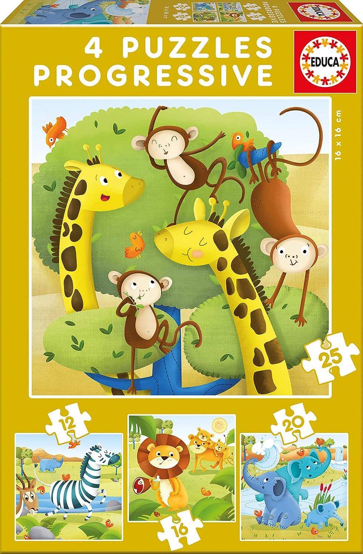 Educa Borrás- Dibujos Animados y cómic Puzzle (17145): Amazon.es: Juguetes  y juegos