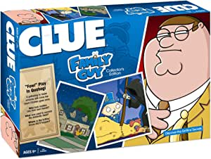Clue: Family Guy Edition
