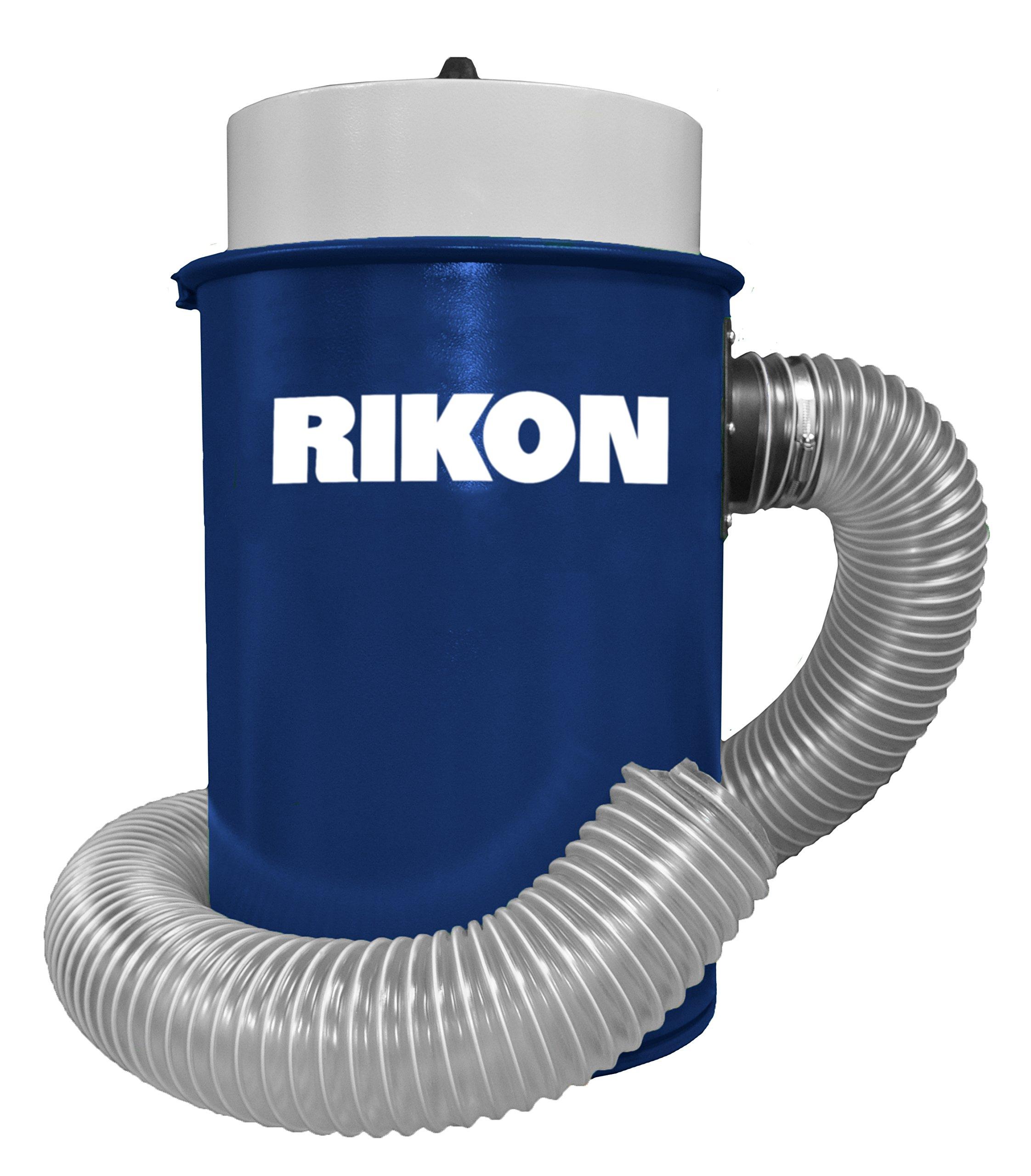 Rikon 63-100 Dust Extractor 12-Gallon Capacity