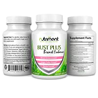Bust Plus Breast Enhancement Pills - Increase Breast Size Naturally Without Surgery...