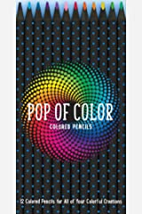 Pop of Color Pencil Set: 12 Colored Pencils for all your Colorful Creations Accessory