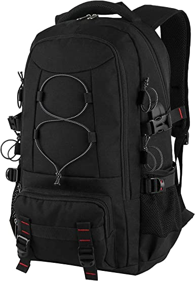 Retro American Flag Skull College Laptop Backpack Bag with USB Charging Port Computer Business Backpacks for Women Men School Student Casual Hiking Travel Daypack