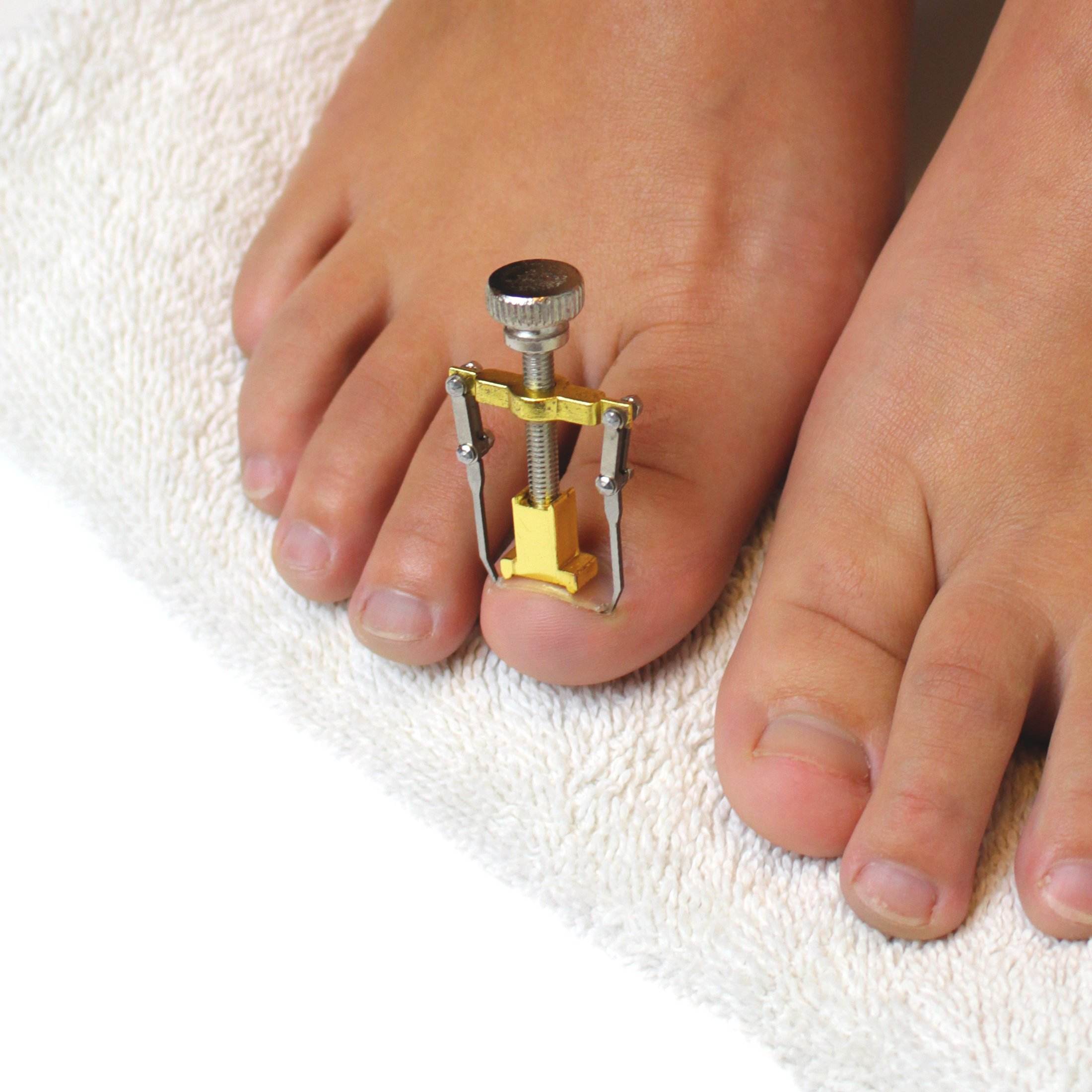 ProToe Ingrown Toenail Tool Correction Relief Pedicure - Stainless Steel Gold and Silver by ProToe (Image #3)