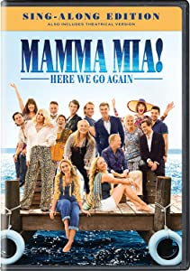 Mamma Mia! Here We Go Again Sing-Along Edition