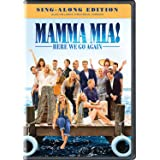 Mamma Mia! Here We Go Again - Sing-Along Edition [DVD]