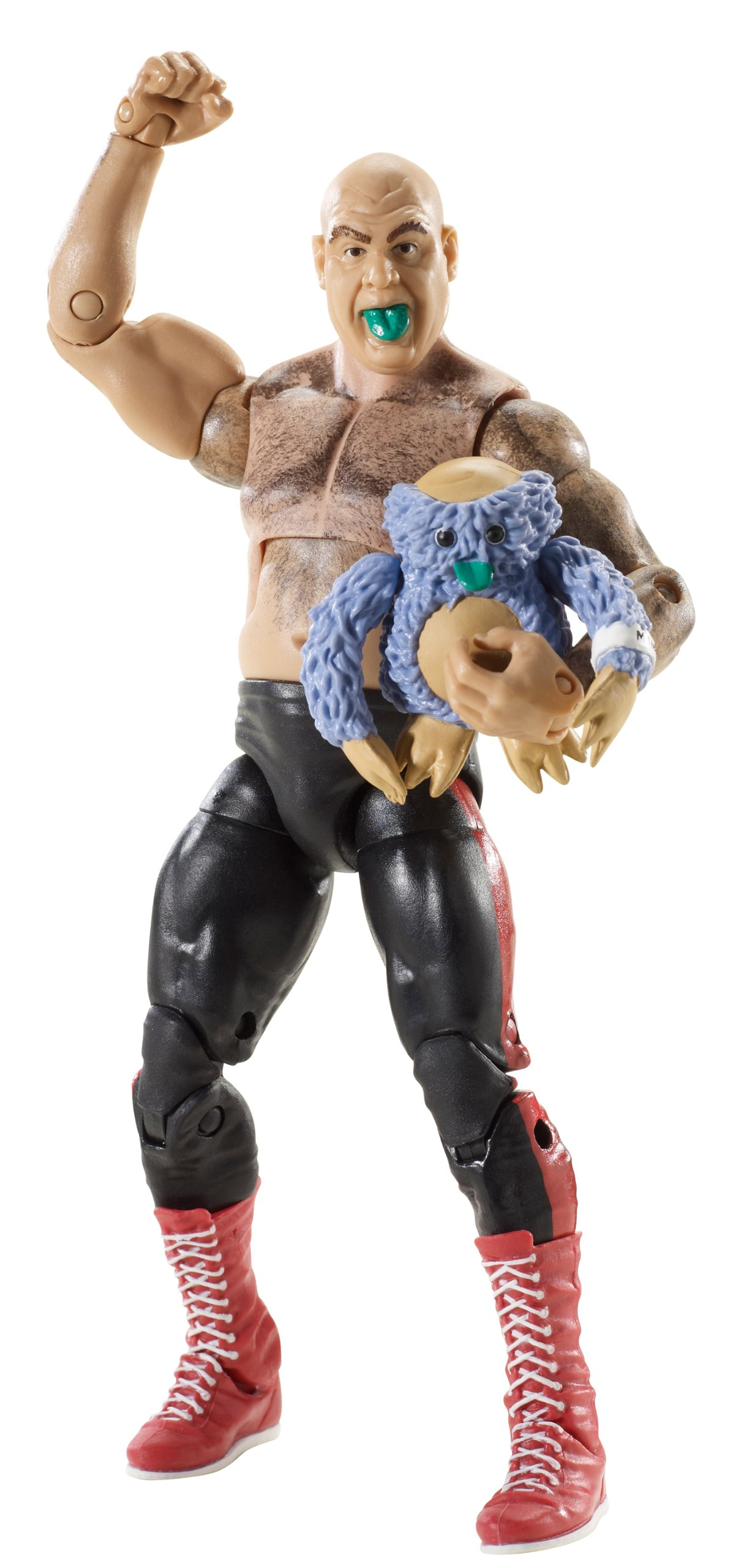 WWE Legends George ''The Animal'' Steele Collector Figure Series #4 by Mattel