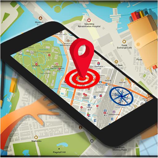 Mapas, Navegación GPS en Vivo: Encontrar Direcciones: Amazon ...
