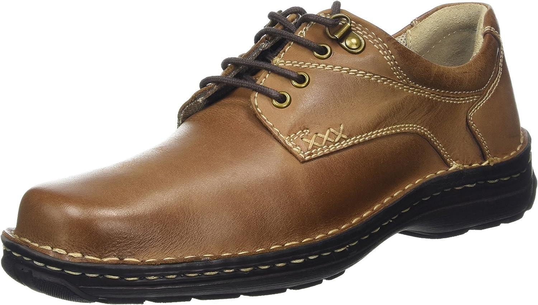 Hush Puppies Geography Lace, Zapatos de Cordones Derby para Hombre