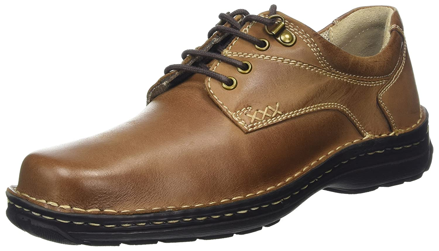 Hush Puppies Geography Lace, Zapatos de Cordones Derby para Hombre