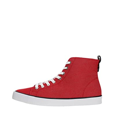 4a60506d04 Calvin Klein R8954 Sneakers Women RED 41: Amazon.co.uk: Shoes & Bags