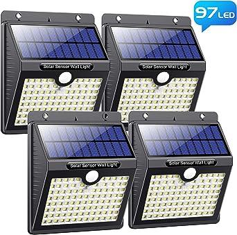 20 LED-TASCHENLAMPE WIEDERAUFLADBAR PRESENCE A BEWEGUNGSMELDER