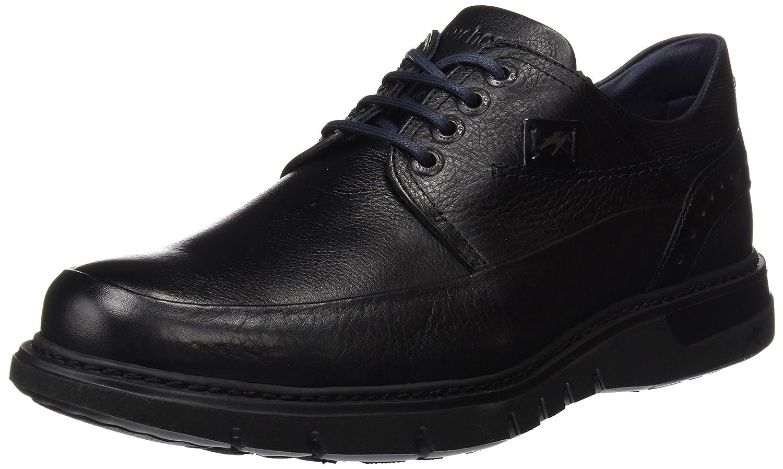 TALLA 40 EU. Fluchos- retail ES Spain Celtic, Zapatos de Cordones Derby para Hombre