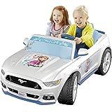 Power Wheels Frozen Smart Drive Mustang