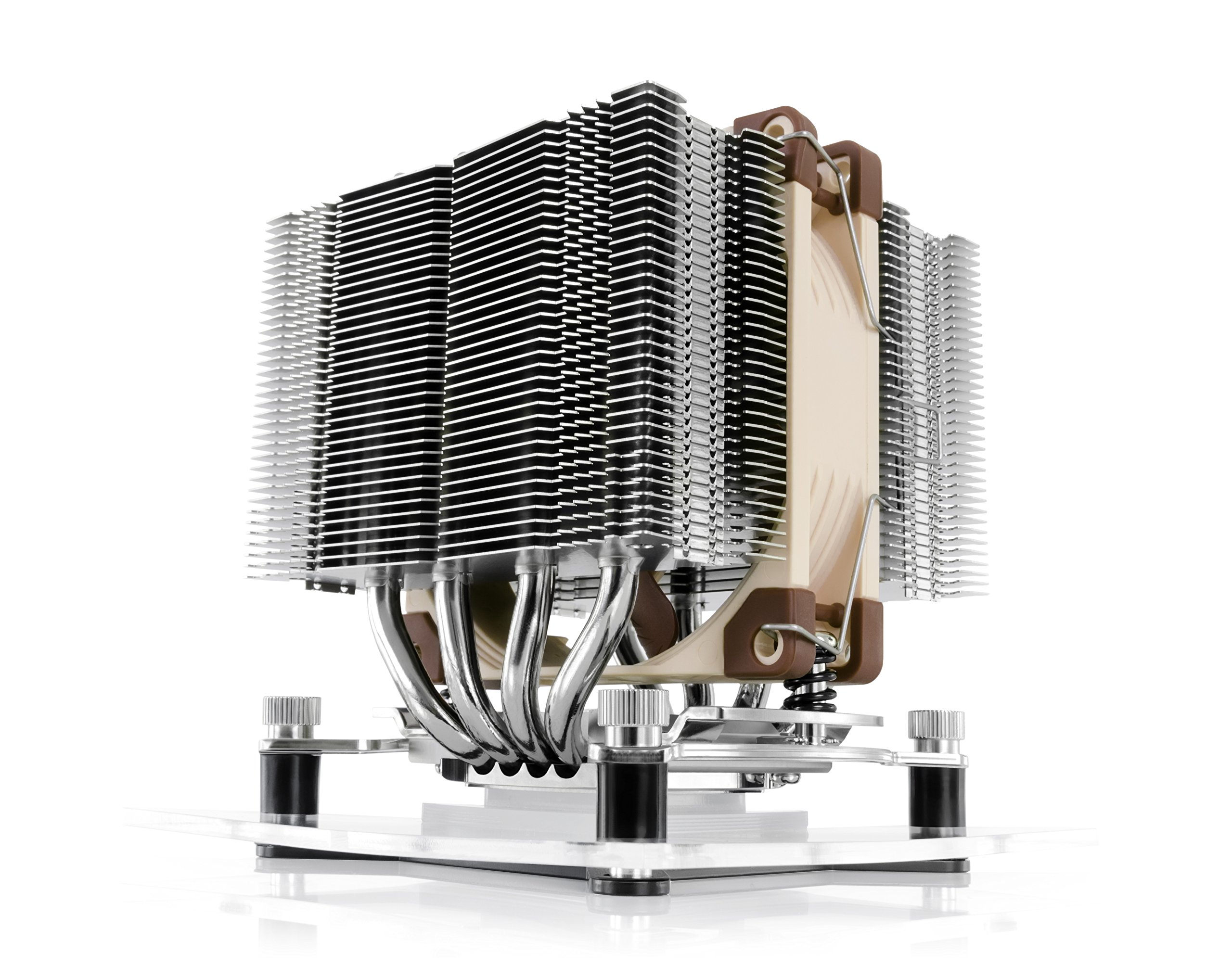 Noctua NH-D9L, Premium CPU Cooler with NF-A9 92mm Fan (Brown) by NOCTUA