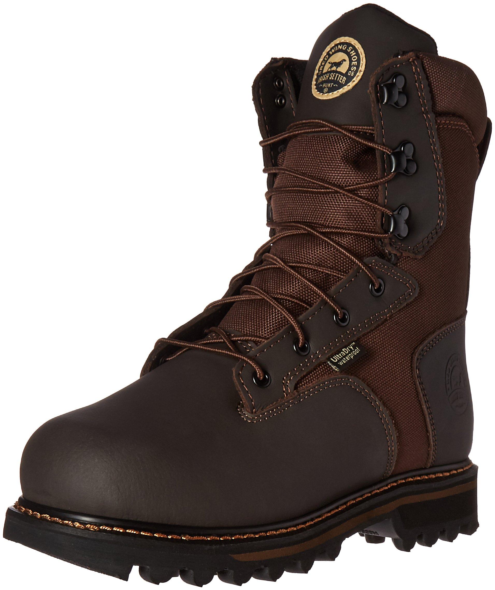 Irish Setter Men's Gunflint II 2812 800 Gram Hunting Boot, Brown, 13 D US