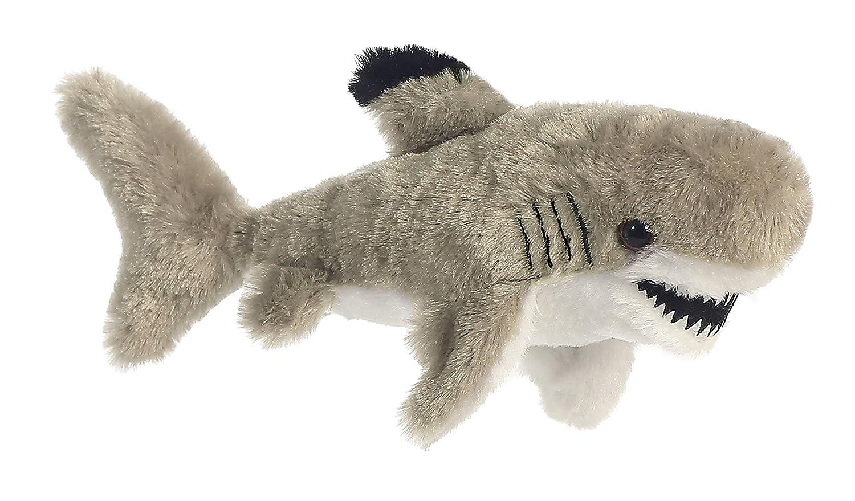 Black Aurora World AW31703 Aurora 31703 Tipped Shark Plush Small//6 x 14